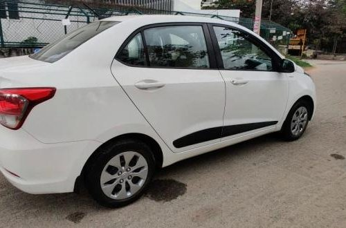 Used Hyundai Xcent 2017 MT for sale in Bangalore