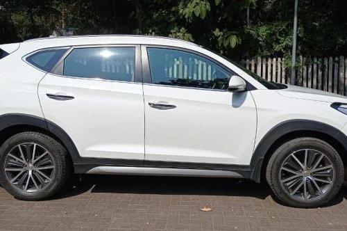 Used Hyundai Tucson 2018 AT for sale in Mumbai
