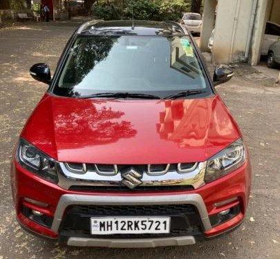 Used 2019 Maruti Suzuki Vitara Brezza MT for sale in Pune