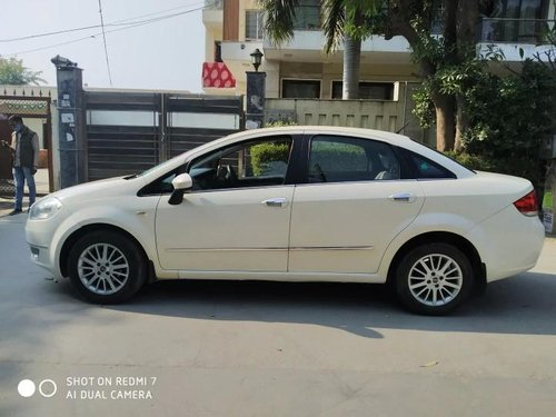 Used Fiat Linea Emotion 2011 MT for sale in Gurgaon