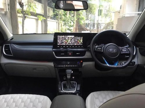 Used Kia Seltos HTX IVT G 2020 AT for sale in Chennai