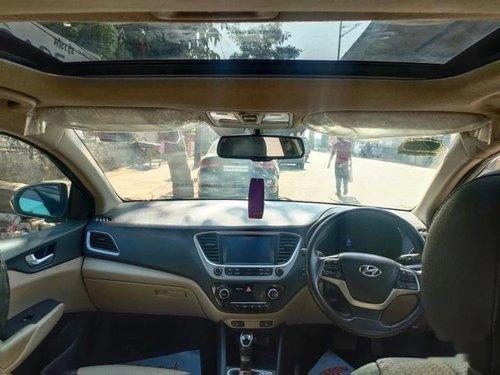 Used 2017 Hyundai Verna AT for sale in Mumbai