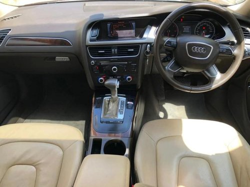 Used 2013 Audi A4 AT for sale in Chennai