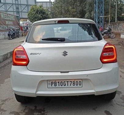 Used Maruti Suzuki Swift ZDI Plus 2018 MT for sale in Ludhiana