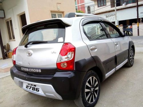 Used Toyota Etios Cross 2014 MT for sale in Coimbatore