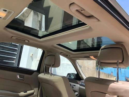 Used Mercedes Benz E Class 2015 AT for sale in Chennai