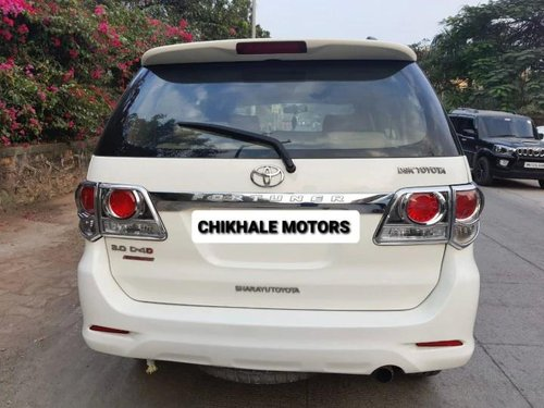 Used Toyota Fortuner 4x2 4 Speed AT 2012 AT for sale in Pune -4