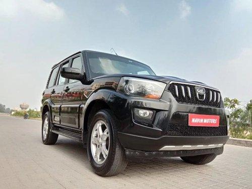 Used 2017 Mahindra Scorpio MT for sale in Ahmedabad