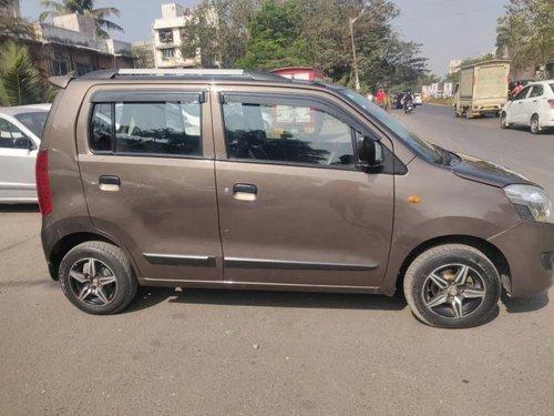 Used Maruti Suzuki Wagon R CNG LXI 2015 MT in Mumbai