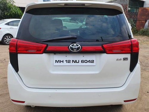 Used Toyota Innova Crysta 2.8 ZX AT 2017 AT for sale in Pune