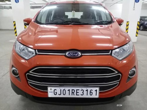Used Ford EcoSport 2013 MT for sale in Ahmedabad