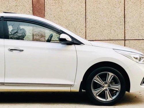 Used Hyundai Verna 1.6 SX VTVT 2018 MT for sale in New Delhi