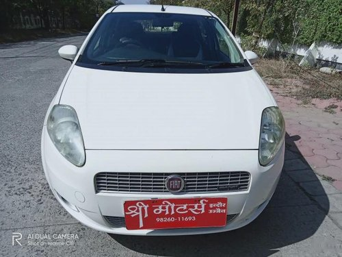 Used 2012 Fiat Punto MT for sale in Indore