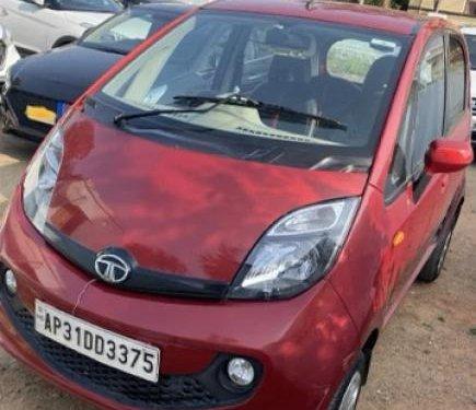 Used Tata Nano 2015 MT for sale in Hyderabad