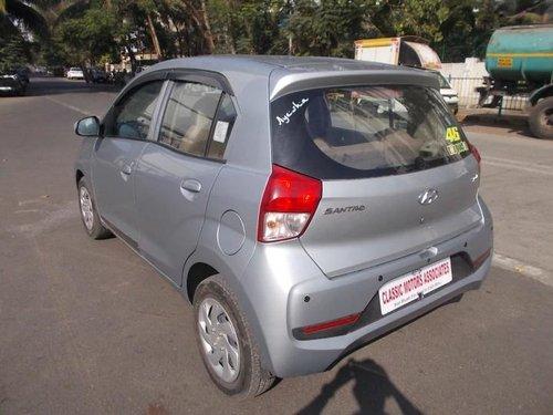Used Hyundai Santro Sportz AMT 2019 AT for sale in Mumbai