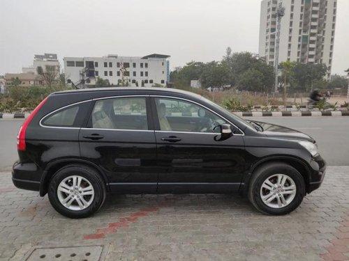 Used Honda CR V 2010 MT for sale in Ahmedabad
