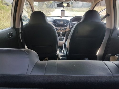 Used Hyundai Grand i10 2018 MT for sale in Nashik
