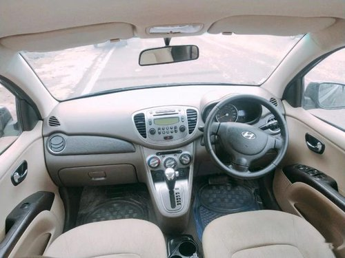 Used Hyundai i10 2012 AT for sale in New Delhi