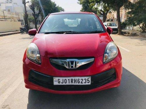 Used Honda Brio 2014 MT for sale in Ahmedabad