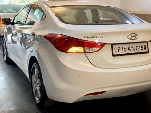 Used Hyundai Elantra SX 2013 MT for sale in New Delhi
