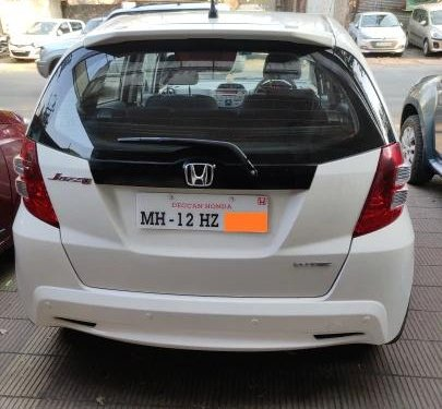 Used Honda Jazz 2012 MT for sale in Pune