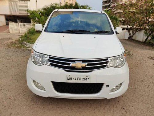 Used Chevrolet Enjoy 1.3 TCDi LT 7 2016 MT for sale in Pune