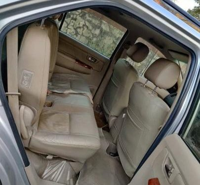 Used 2009 Toyota Fortuner MT for sale in Mumbai