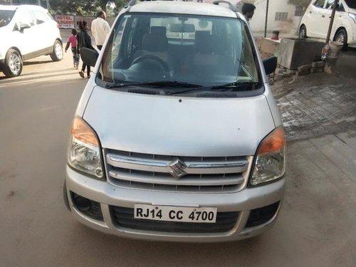 Used Maruti Suzuki Wagon R LXI 2006 MT for sale in Jaipur