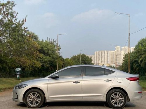 Hyundai Elantra 1.6 SX Option 2016 MT for sale in Hyderabad