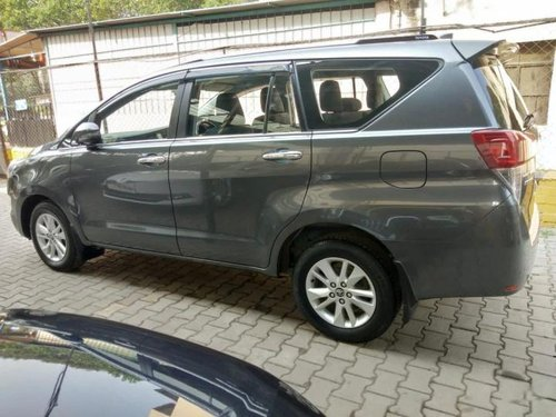 Used 2019 Toyota Innova Crysta MT for sale in Pune