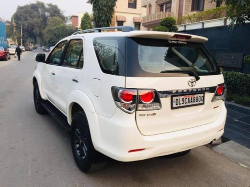 Used Toyota Fortuner 2015 AT for sale in New Delhi