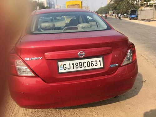 Used Nissan Sunny 2013 MT for sale in Ahmedabad