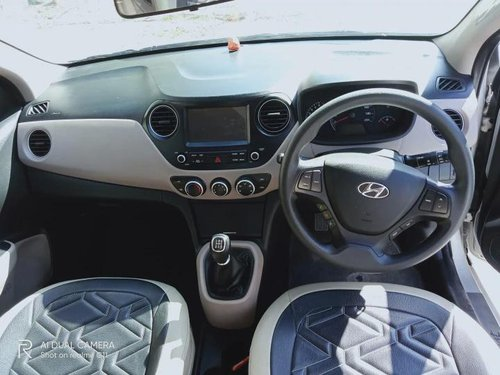 Used Hyundai Xcent 1.2 VTVT SX 2018 MT for sale in Indore