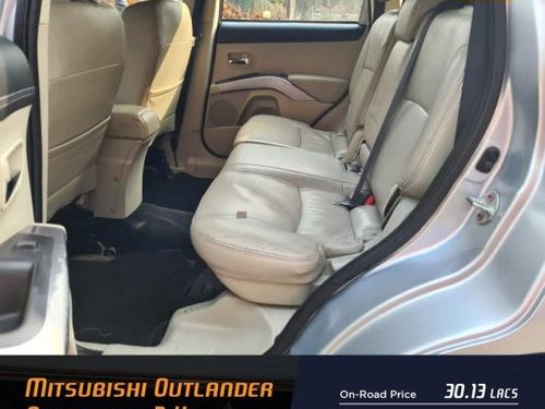 Used Mitsubishi Outlander 2.4 2012 AT for sale in Kolkata