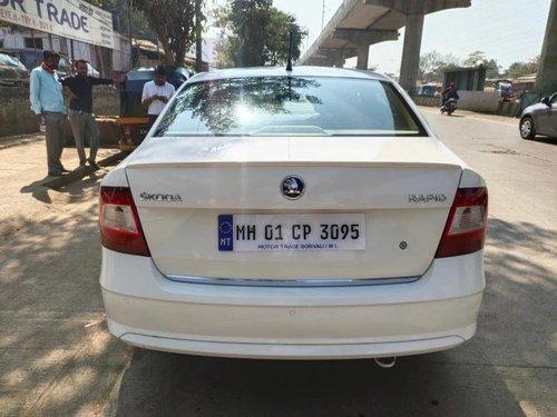 Used Skoda Rapid Onyx 1.6 MPI MT 2017 MT for sale in Mumbai