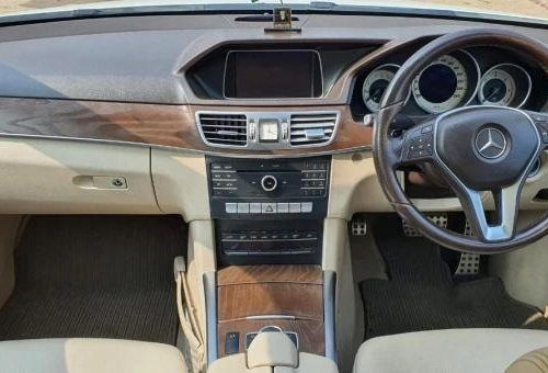 Used Mercedes Benz E Class 2016 AT for sale in Ahmedabad