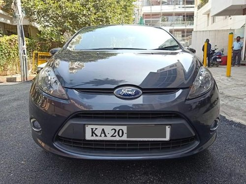 Used Ford Fiesta 2013 AT for sale in Bangalore