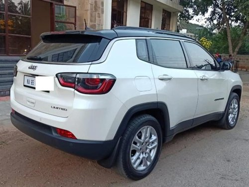 Used Jeep Compass 2017 MT for sale in Bangalore