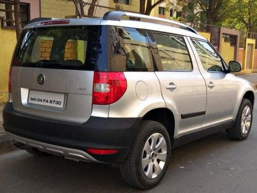 Used Skoda Yeti 2012 MT for sale in Pune