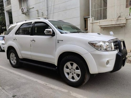 Used Toyota Fortuner 2011 MT for sale in Bangalore