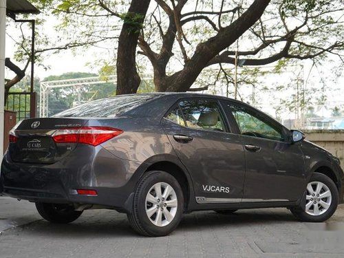 Used 2016 Toyota Corolla Altis MT for sale in Chennai