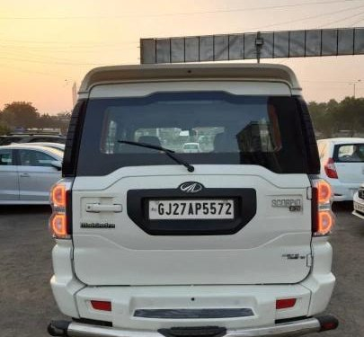 Mahindra Scorpio S10 7 Seater 2015 MT for sale in Ahmedabad