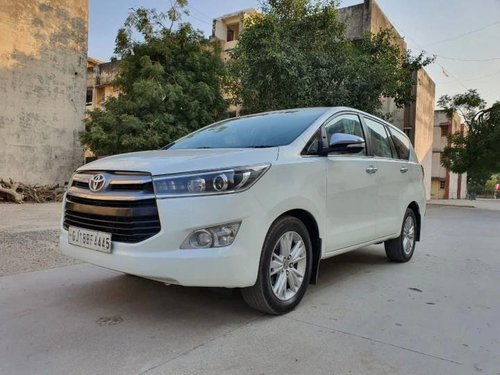 Used 2016 Toyota Innova Crysta AT for sale in Ahmedabad
