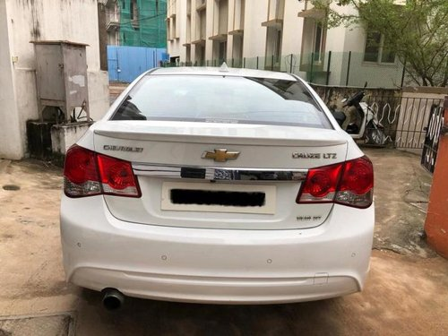 Used Chevrolet Cruze LTZ AT 2017 AT for sale in Chennai