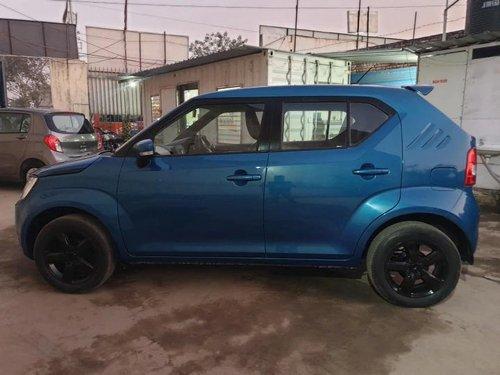 Used 2017 Maruti Suzuki Ignis MT for sale in Ghaziabad