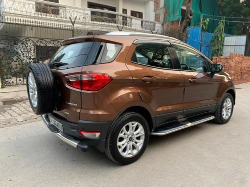Used Ford EcoSport 2017 MT for sale in New Delhi