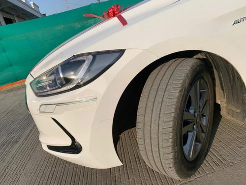 Used 2019 Hyundai Elantra AT for sale in Indore