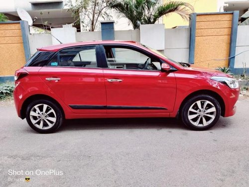 Used 2016 Hyundai i20 MT for sale in Hyderabad