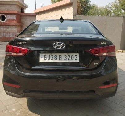 Hyundai Verna CRDi 1.6 AT SX Plus 2017 AT in Ahmedabad
