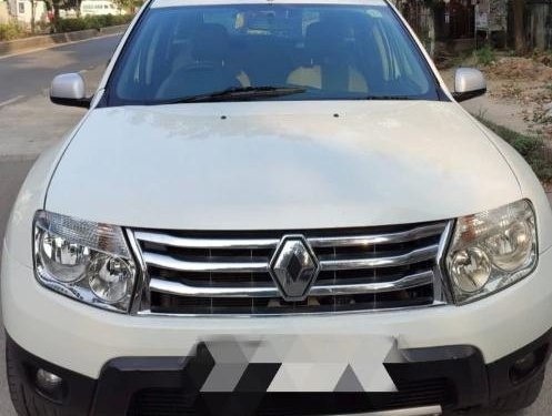 Used Renault Duster 2013 MT for sale in Chennai